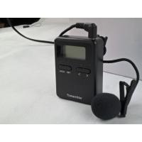 Buy cheap 008A Bluetooth Tour Guide System , Audio Translation System With Sound Effect product