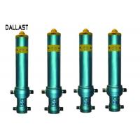Buy cheap Dump Truck and Dump Trailer Hydraulic Cylinder Sleeve Telescopic product