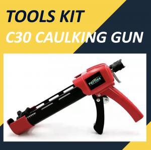 Buy cheap Double Rod Drive Tile Grout Tools 400ml Manual Caulking Gun product
