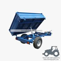 Buy cheap 4TR3WT - 3-Way Dump Trailer 4Ton product