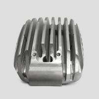 Buy cheap Corrosion Resistance Short Run CNC Machining Aluminum Led Light Heatsink product