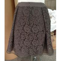 Buy cheap 100% silk lace skirt from wholesalers