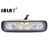 China 18W 5D Rectangular Driving Lights Customized Service Dust - Proof Design on sale
