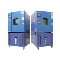 Buy cheap Environmental Temperature And Humidity Test Chamber Overheating Protection product