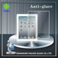 Buy cheap 0.7-6mm Thickness Non Glare Glass , Durable Low Iron Glass 35-110 Gloss product