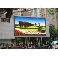 Buy cheap Best Selling High Resolution P5  SMD  Outdoor Full Color LED Advertising Display Screen 32*32mm Module Resolution product