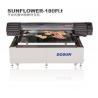 28㎡/h At 360×360dpi Resolution textile Digital Flatbed Printer Micro Piezo-electric Ink-jet Mode