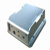 Buy cheap High Precision CNC Machining Electric Aluminum Enclosure With Surface Anodizing from wholesalers