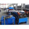 Buy cheap 2 In 1 Metal Stud Roll Forming Machine , Sheet Metal Roll Forming Machines from wholesalers
