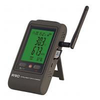 Buy cheap GPRS GSM temperature humidity meter product