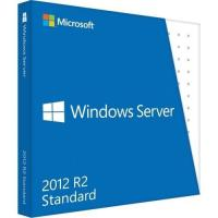 Buy cheap 64Bit Windows Server 2012 R2 Standard English DVD With 5 CLT P73-05966 product