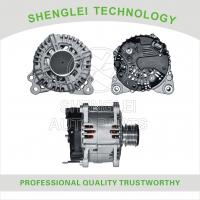 China Center Muffler Type Car Generator 12V 140A Audi A3 1.6 - 3.2 Series Application on sale