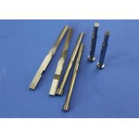 Quality Carbide Punch Pin Head Tungsten Steel Round Bar High Hardness for sale