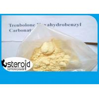 Buy cheap Bodybuilding Anabolic Trenbolone Steroid Hexahydrobenzyl Carbonate 23454-33-3 product
