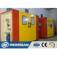 Buy cheap 5 - 50 Mm Pitch Range Cable Twisting Machine Two Sets Lan Cable Making Machine product