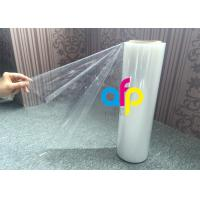 Buy cheap Corner Folded Polyolefin Shrink Wrap Film product