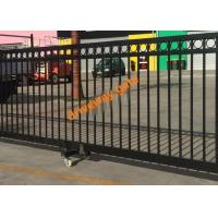 Buy cheap Remote Control Sliding Gate / Driveway Automatic Security Gates Factory product