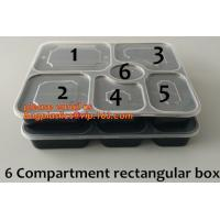 Buy cheap Disposable Plastic Blister Food Tray,Wholesale customized black disposable plastic fast food tray,plastic tray, bagease product