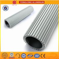 Buy cheap Rectangle Aluminum Window Profiles Sound Insulation High Structural Stability product