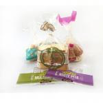 Buy cheap Hot Sale Custom Printing PE plastic transparent bread wicket bag product