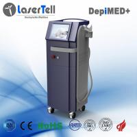 Buy cheap Vertical 2 Handles Beauty Laser Devices , LCD Touch Screen 808 nm SHR IPL Laser Machine from wholesalers