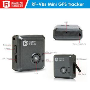 China LBS tracker sim card GPS tracker,phone number GPS tracker v8s on sale