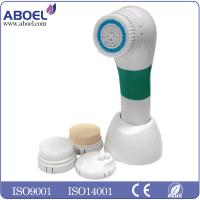 3 Voltage Sonic Electric Face Cleanser Brush , Skin Care Cleansing Brush IPX5 Waterproof