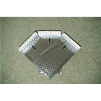 "Quality Protective Metallic Shipping Bags , 12.5"" X 19"" #6 Metallic Foil Bubble Bags for sale"