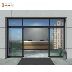 Buy cheap Exterior Powder Coated Aluminum Sliding Glass Door Australian Standard product