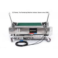 Buy cheap Fast And Flat Single Phase 220V Automatic Rendering Machine / Wall Plastering Equipment product