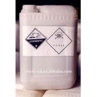 Buy cheap Industrial hydrofluoric acid HF solution LB-IHF wth purity 40/55/70% product
