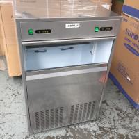 China 120kgs Stainless Steel Commercial Ice Maker Machine  / Ice Tube Making Machine on sale