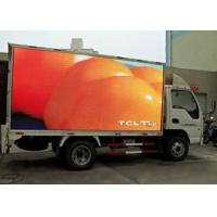 Buy cheap 1R1G1B Mobile Truck Led Display , Advertisement Led Trailer Sign Linsn / Nova Control from wholesalers