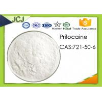 Buy cheap Purity 99% Pharmaceutical Raw Materials Prilocaine With CAS No 721-50-6 product