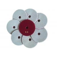 Buy cheap Diamond Resin Polishing Pads Special For Dry Polishing with Marble product