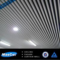 Buy cheap Aluminum suspended ceiling panels product