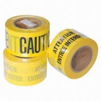 Detectable caution tape quality detectable caution tape for sale - Non restitution de caution ...