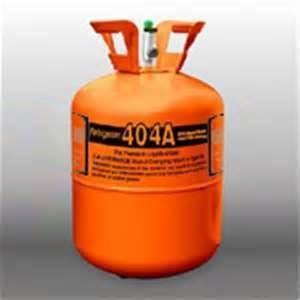 Buy cheap Réfrigérant réfrigérant sans couleur de no. 44879-44-5 R404A Retrofited de CAS de gaz pour R502 product