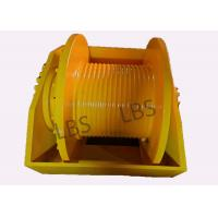 Buy cheap Customization Hydraulic Crane Winch 140KN 180KN For Workover / Oil Rig product
