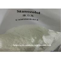 Buy cheap Cutting Cycles Raw Hormone Powders Stanozolol Winstrol 10418-03-8 No Side Effect product