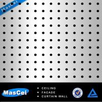 Buy cheap Clip in Aluminum Ceiling Tile and Perforated Sheel Sheet product