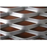 304 316 Stainless Steel Expanded Metal Mesh With Diamond Shape 4