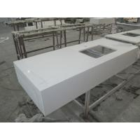 Buy cheap Artificial Quartz Big Slab , Cut-To-Size Solid Stone Countertops product