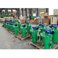 Quality Agriculture Automatic Self Cleaning Irrigation Filters / Irrigation Screen Water for sale