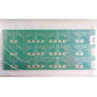 Buy cheap Audio / Video Custom Printed Circuit Board 2 Layers FR4 Material ENIG Surface product