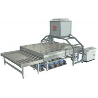 Buy cheap Shower Room Glass Washing and Drying Machine Flat Glass Panel Glass Cleaning Equipment product