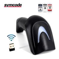 Buy cheap QR Wireless Barcode Scanner / Usb Barcode Reader Robust Housing For Mobile from wholesalers
