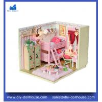 China hot sale miniature house with furniture best educational toy M006 on sale