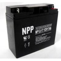 Buy cheap Rechargeable Battery 12V17ah (CE, UL, ISO, SGS) product
