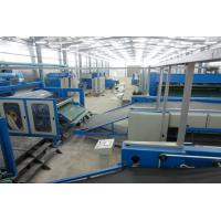 Buy cheap HONGYI-Automatic Nonwoven Spray glue soft and hard wadding/Oven production line product